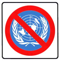 Get the U.S. out of the U.N.