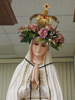 Our Lady of Fatima-May Crowning AD 2012